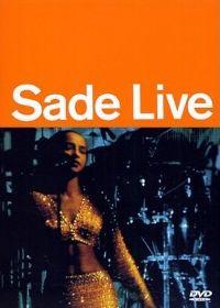 Cover Sade - Live [DVD]